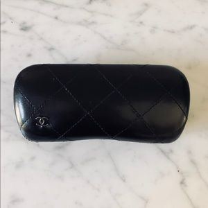 Like new Chanel sunglasses case